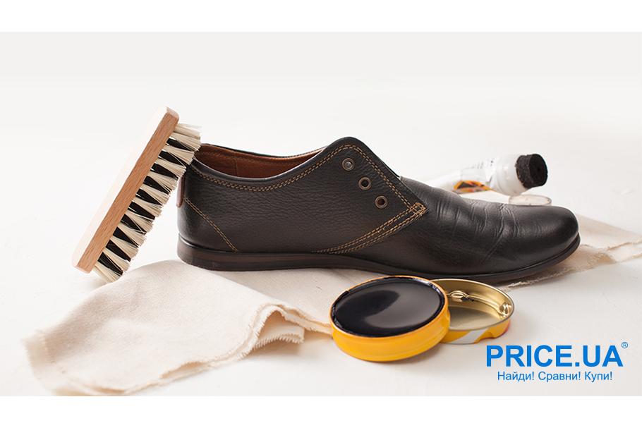 Как защитить обувь зимой-лайфхак