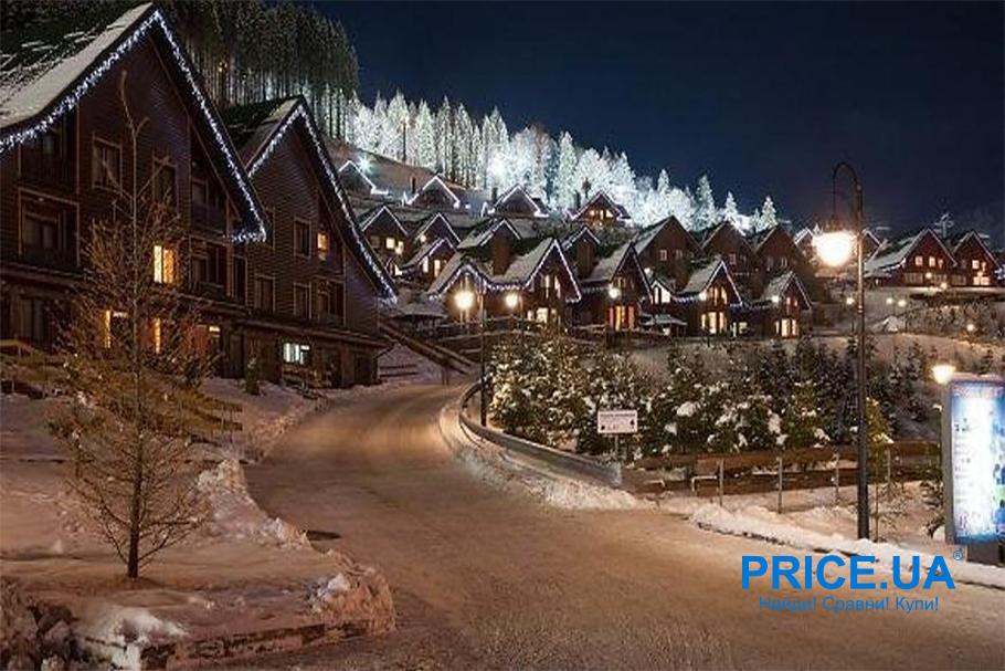 Рейтинг зимних курортов Ураины: топ 5 горнолыжных мест. Буковель