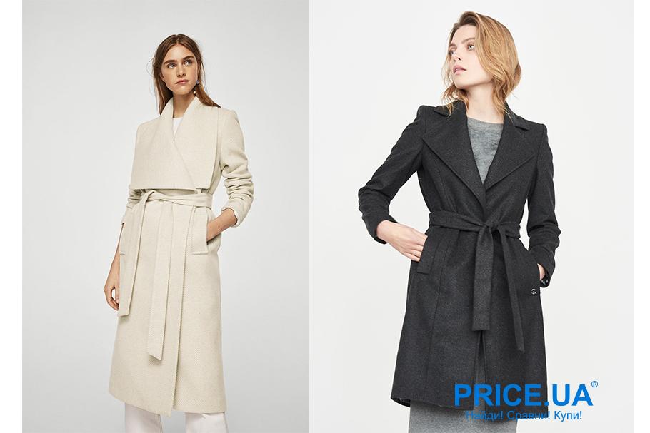 Что будет модно в 2019. Пальто