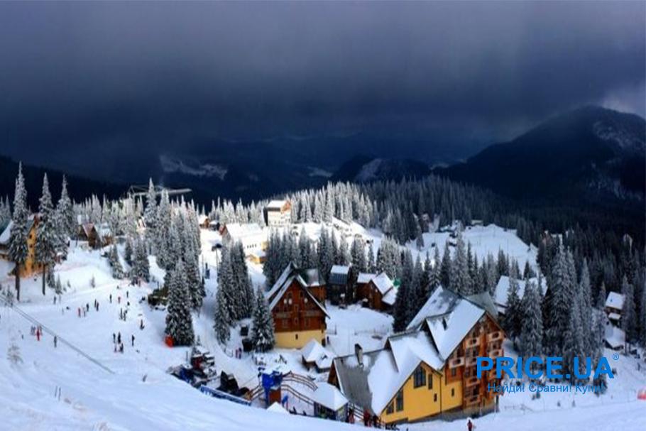 Рейтинг зимних курортов Ураины: топ 5 горнолыжных мест. Драгобрат