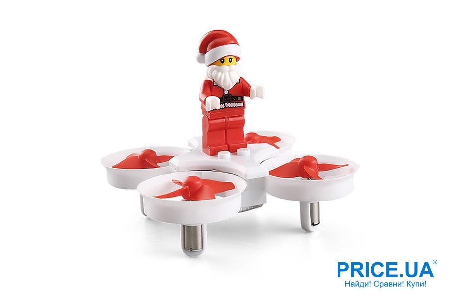Подарки ребенку на Новый год. Квадрокоптер