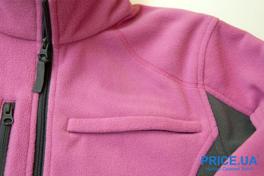 Согреться зимой: флис или свитер из шерсти? Флисовая кофта