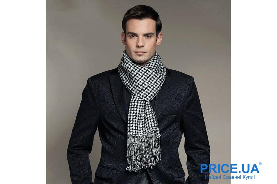 Искусство завязывать шарфы. Французский узел