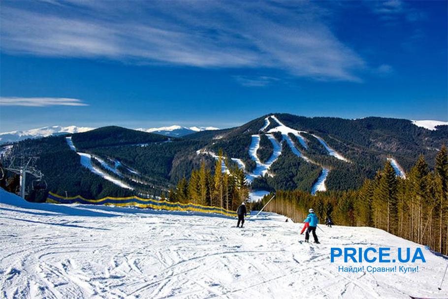 Рейтинг зимних курортов Ураины: топ 5 горнолыжных мест. Славское