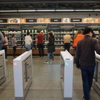 Amazon умные гипермаркеты
