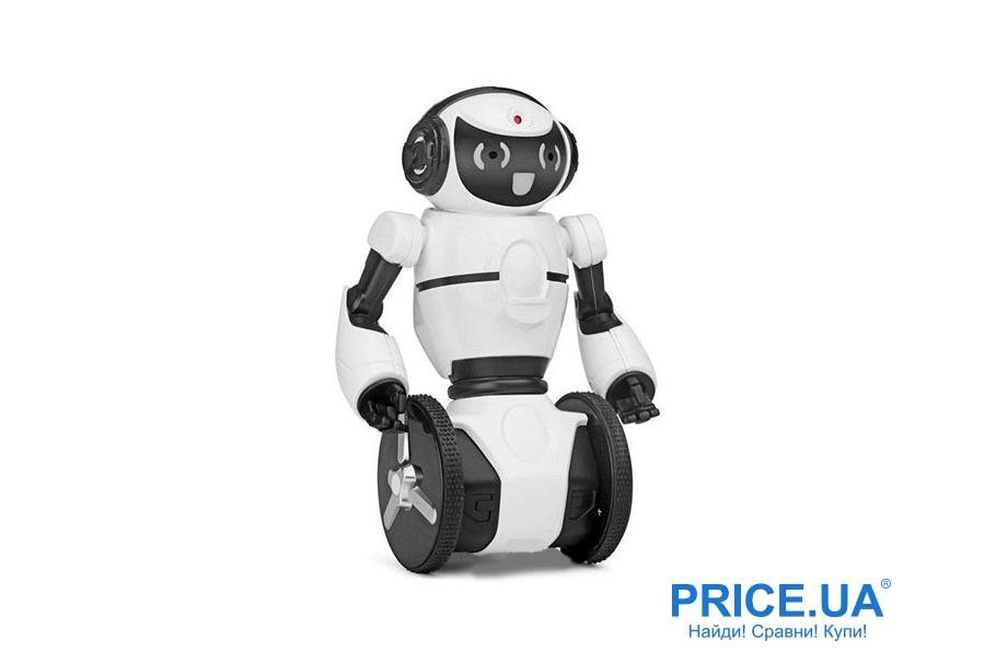Новогодний подарок брату: что выбрать? Робот-бармен с гиростабилизацией