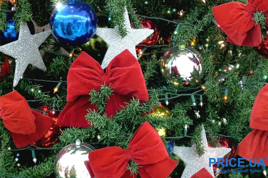 Идеи декора новогодней елки. Модные тренды 2019