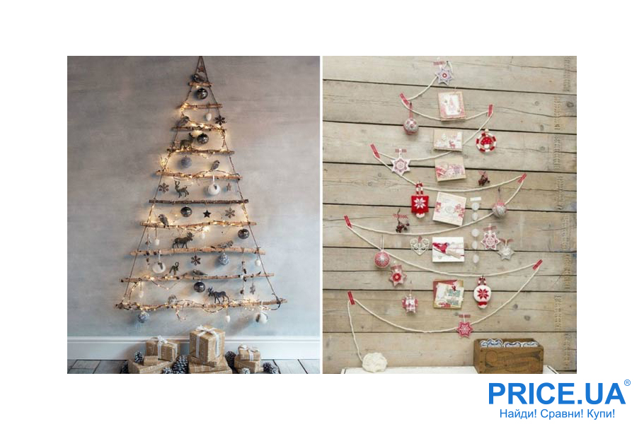 Идеи декора новогодней елки. Экстравагантные решения