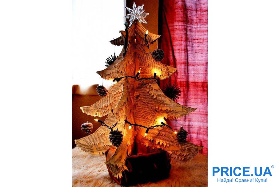 Идеи декора новогодней елки. Хэнд-мейд тематическая елка