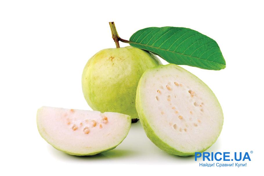 Советы по выбору экзотических фруктов. Гуава
