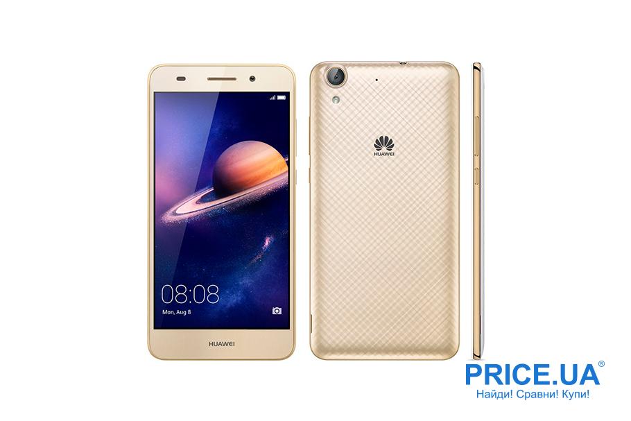 Какой смартфон подарить на Новый год? Huawei Y6 – для ребенка