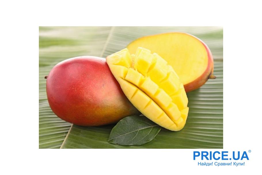 Советы по выбору экзотических фруктов. Манго