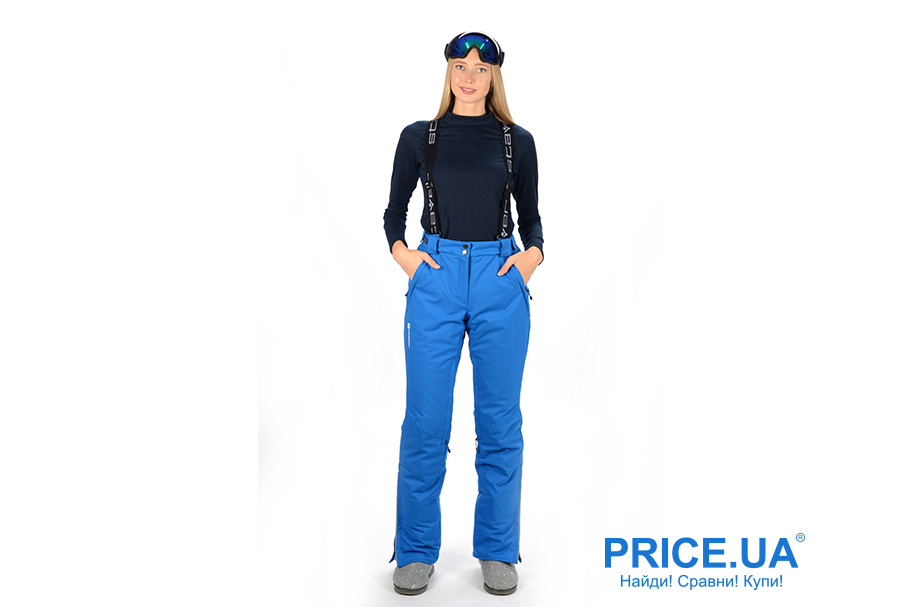 Как правильно выбрать горнолыжную одежду. Лыжные штаны
