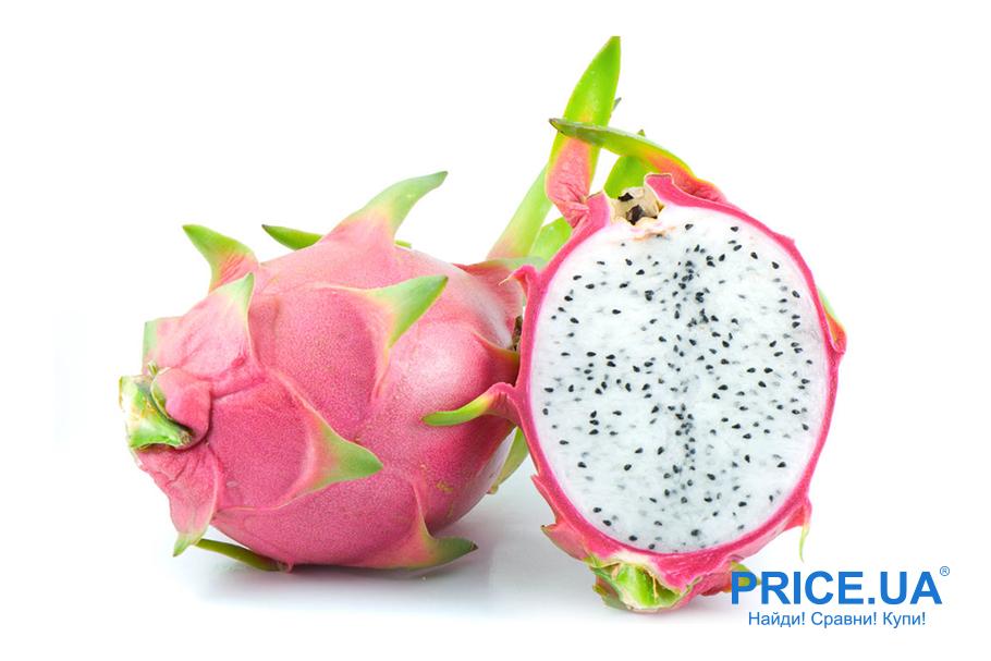 Советы по выбору экзотических фруктов. Питахая