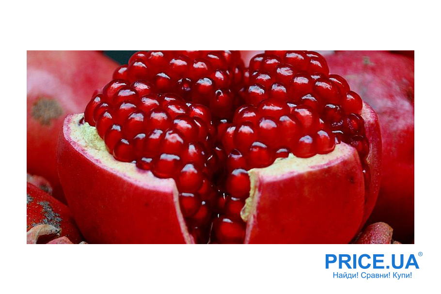 Советы по выбору экзотических фруктов. Гранат