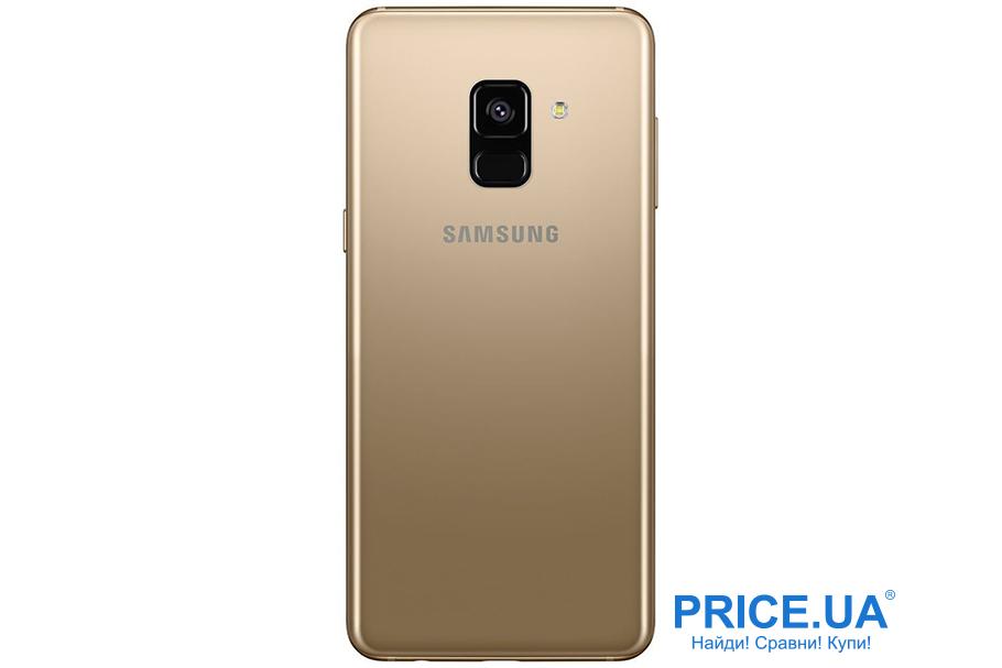 Новогодние подарки для жены. Samsung Galaxy A8 (2018)
