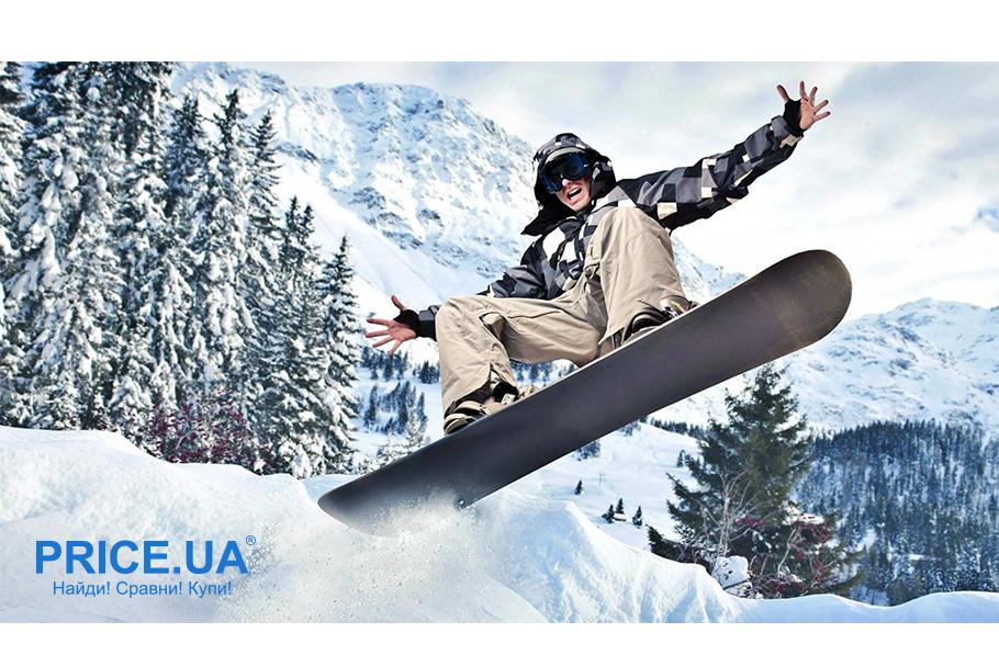 Основные правила выбора сноуборда. Стиль катания