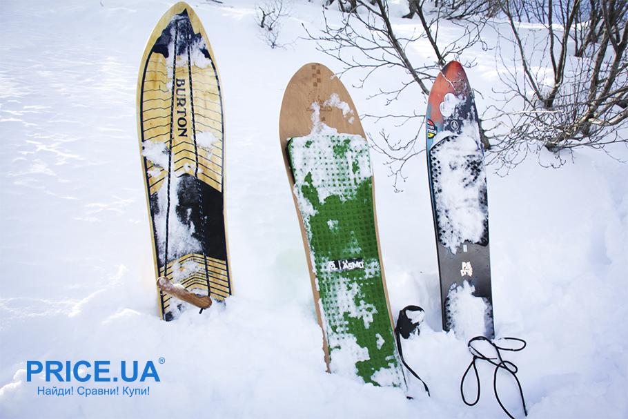 Основные правила выбора сноуборда. Форма сноуборда