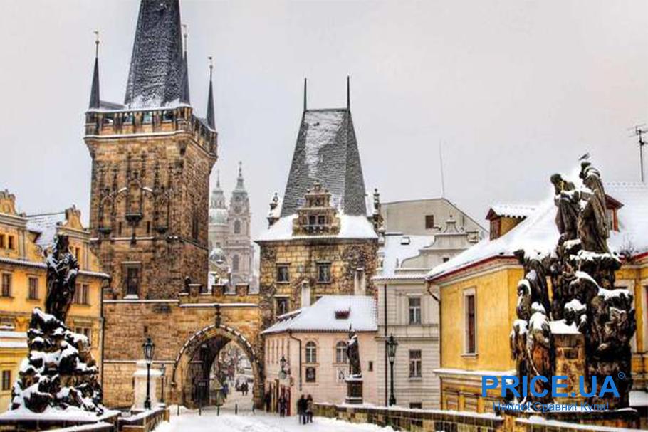 Топ-стран для поездок с детьми. Чехия
