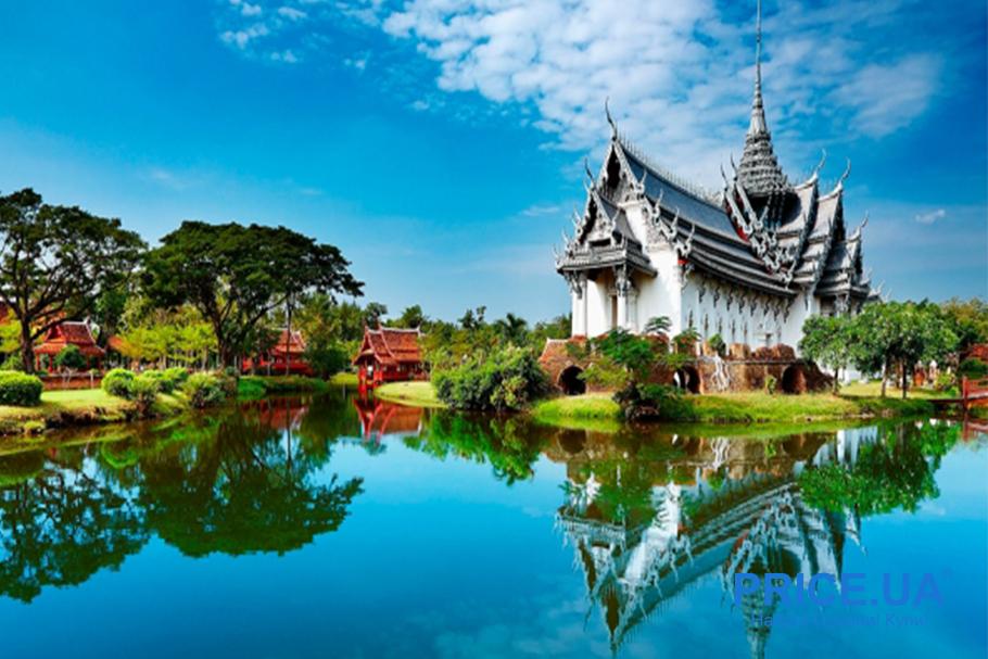 Топ-стран для поездок с детьми. Таиланд
