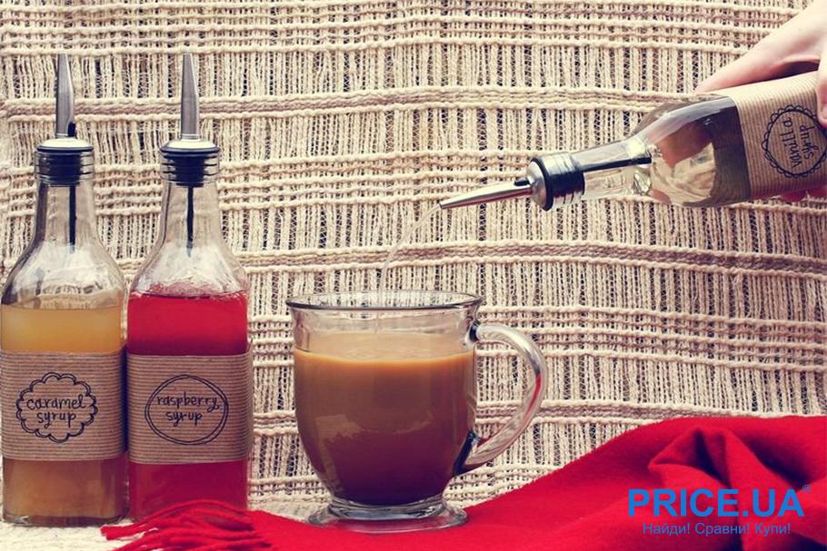 Сиропы для кофе: какой выбрать