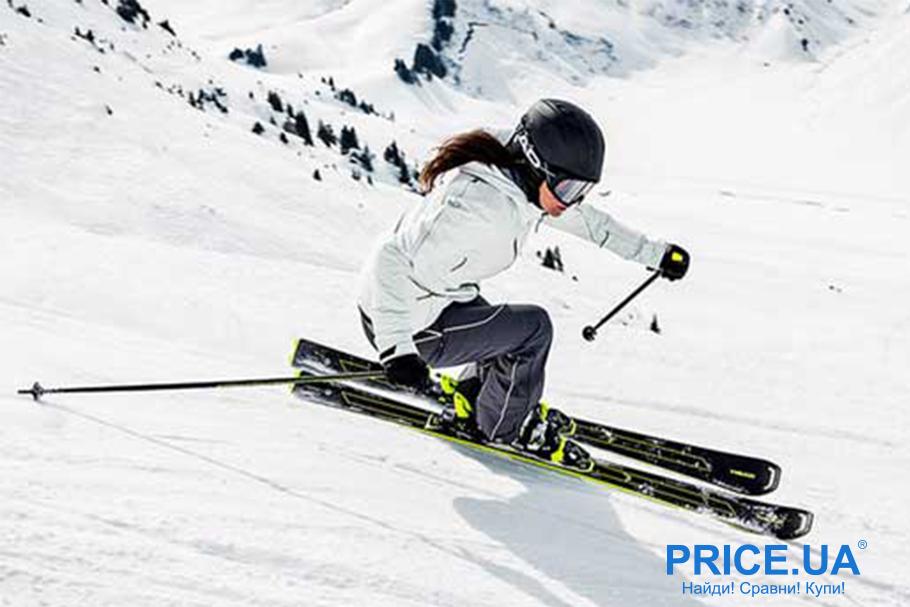 Советы по выбору горных лыж