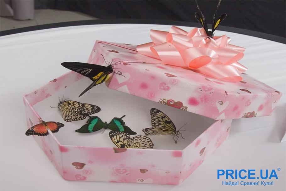 Сделать предложение на День всех влюбленных необычно: салют из бабочек