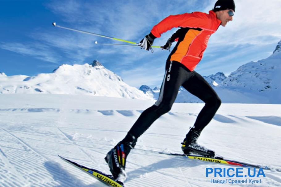 Советы по выбору беговых лыж