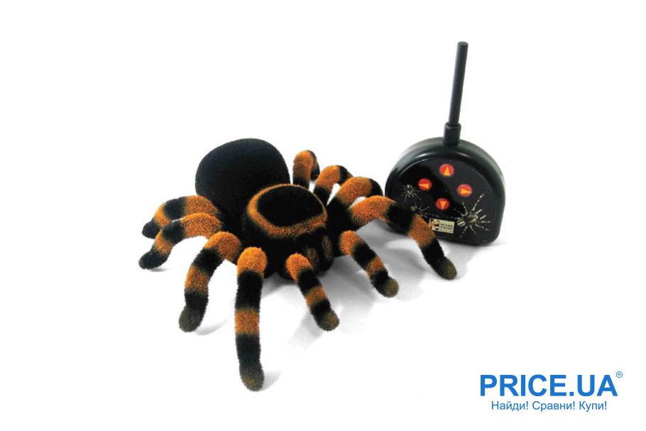 Как правильно выбрать самую классную игрушку на радиоуправлении. Паук