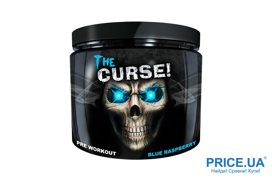 Выбираем предтренировочные комплексы: The Curse Pre-Workout от Cobra Labs