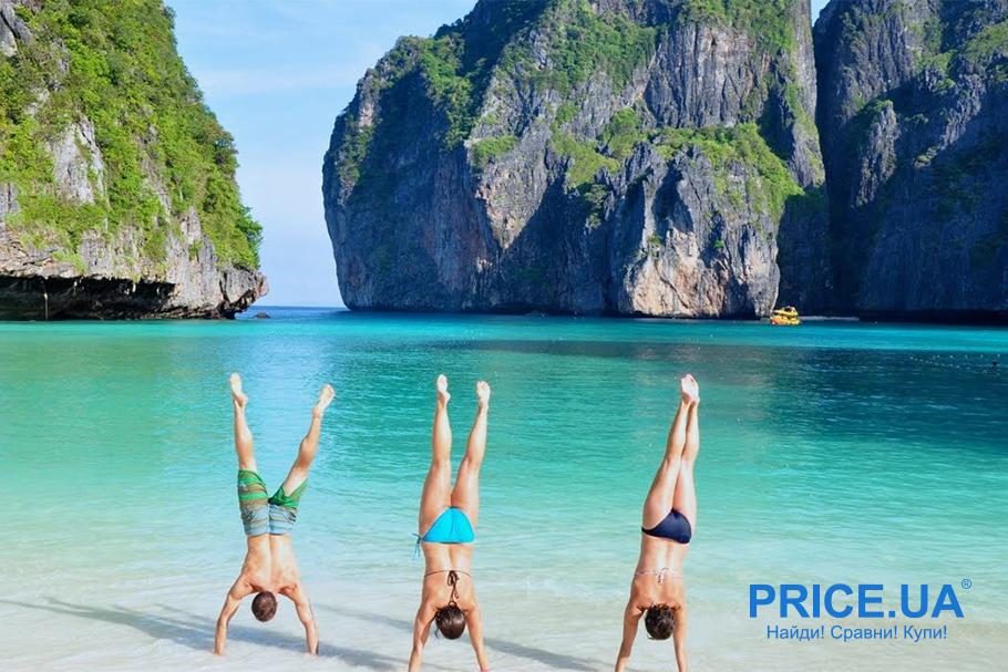 Топ-7 лучших мест, куда можно удрать от зимы. Таиланд