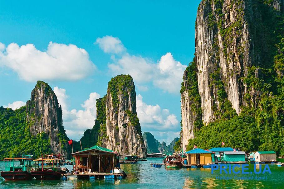 Топ-7 лучших мест, куда можно удрать от зимы. Вьетнам