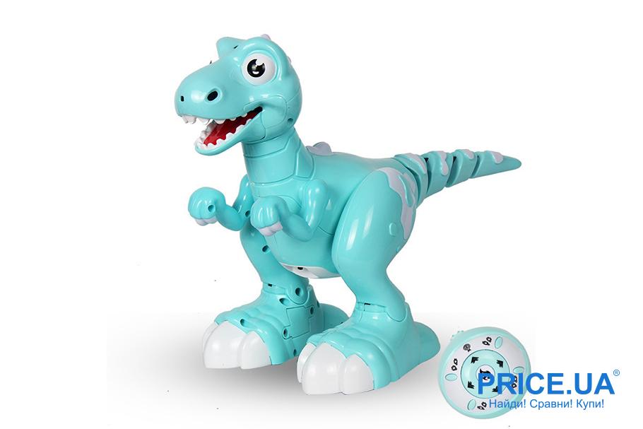 Как правильно выбрать самую классную игрушку на радиоуправлении. Динозавр