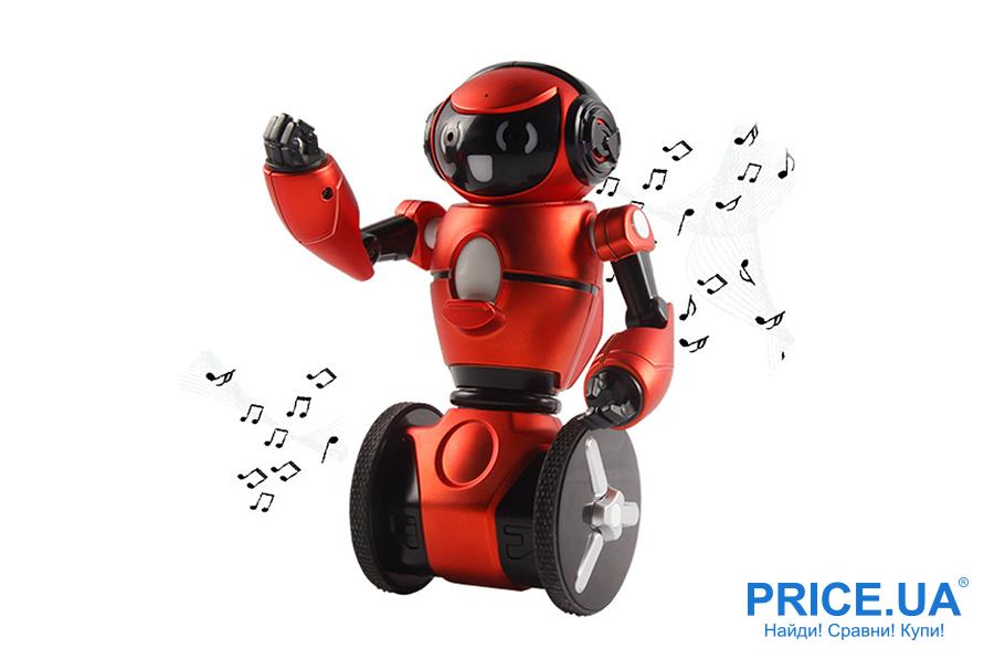 Как правильно выбрать самую классную игрушку на радиоуправлении. Робот