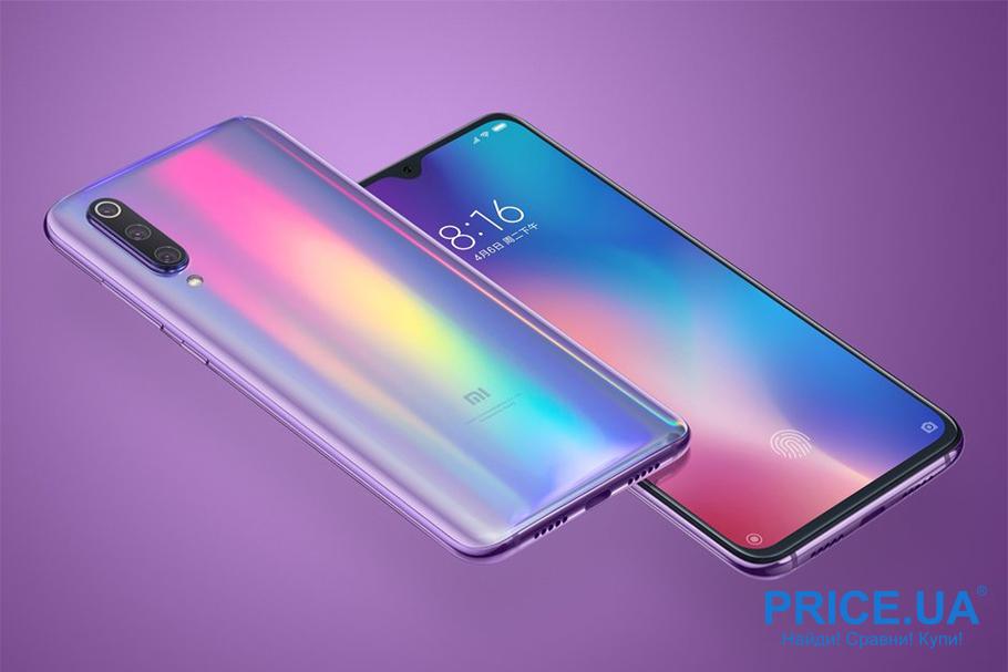 Обновления 2019: новинки от 6 производителей смартфонов. Xiaomi Mi 9