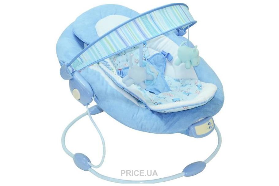 Как выбрать шезлонг-укачиватель для младенца? Типы моделей