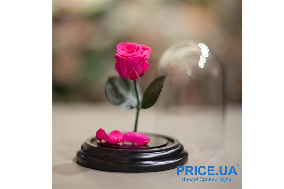 Подарки на 8 Марта: топ-10 вариантов. Вечная роза