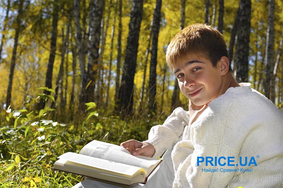 Увлечь подростка чтением: лайфхак и топ-5 книг