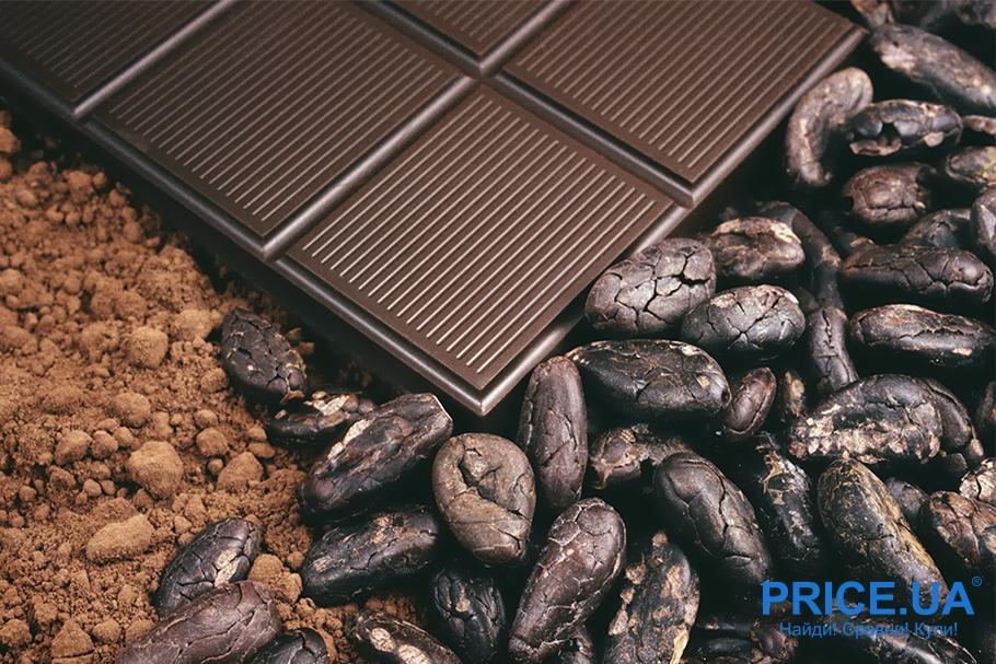 Как выбрать качественный шоколад.