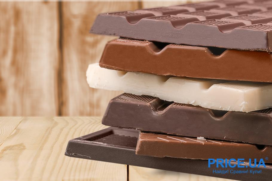 Как выбрать качественный шоколад. Виды шоколада