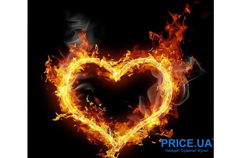 Признания на день святого Валентина: несколько идей. Fire-show