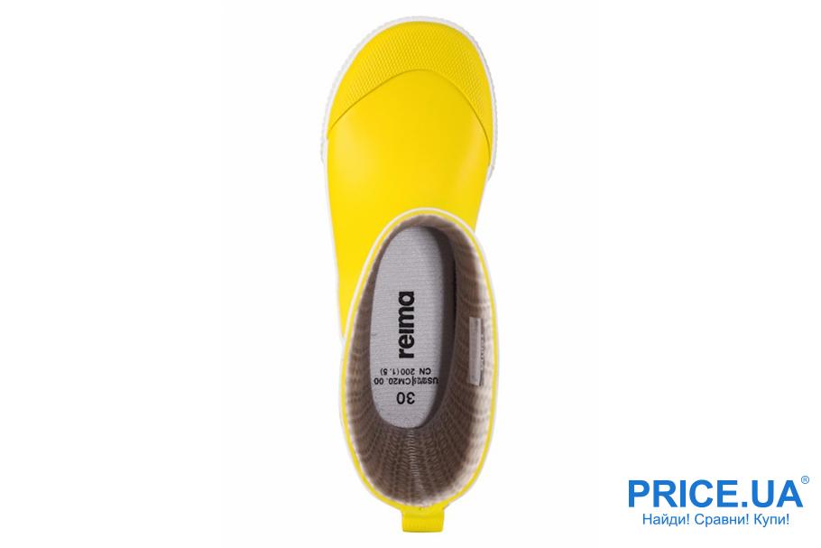 Лучшие резиновые сапожки для детей: топ-7 моделей. REIMA TAIKA
