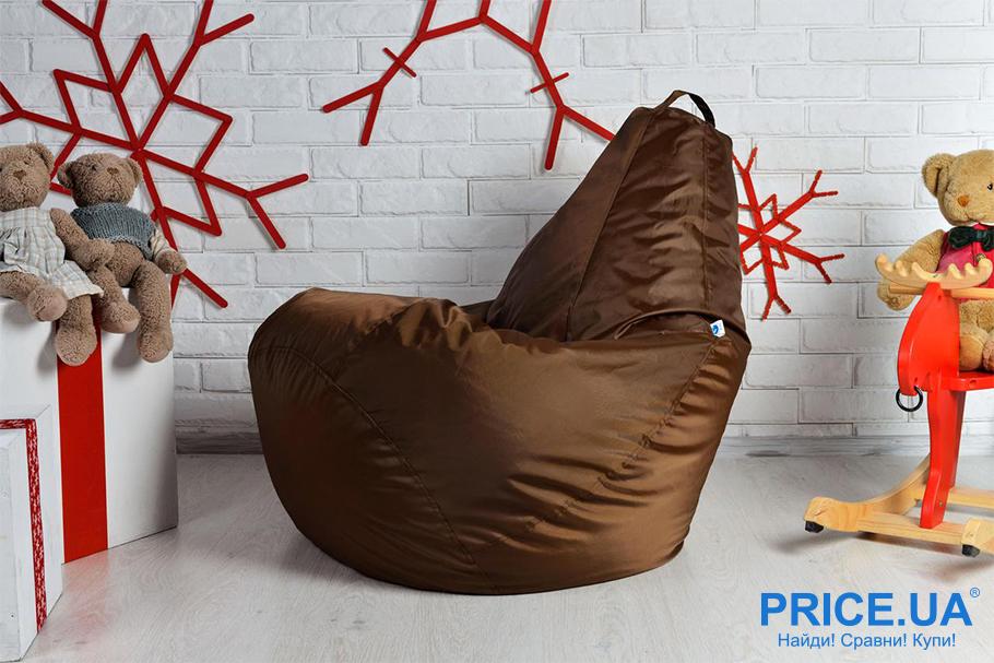 Как самому сделать кресло-мешок. Основные части конструкции