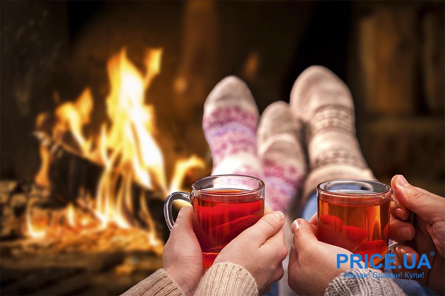 Последний месяц зимы: что успеть сделать? Посидеть у камина