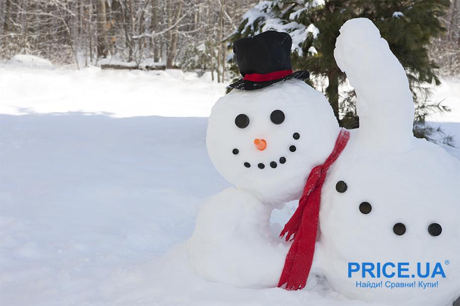 Последний месяц зимы: что успеть сделать? Слепить снеговика