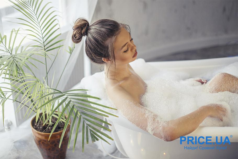 Последний месяц зимы: что успеть сделать? Горячая ванна