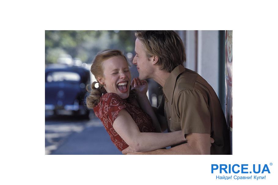 Топ-5 самых романтичных фильмов о любви. Дневник памяти