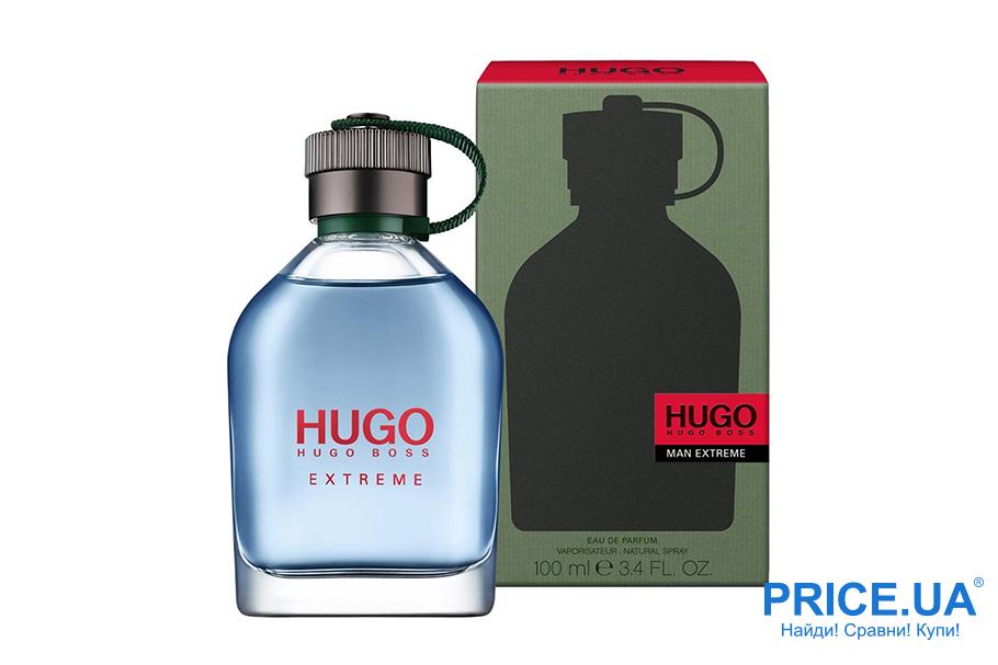 """Топ ароматов для весны 2019. """"Hugo Extreme"""""""