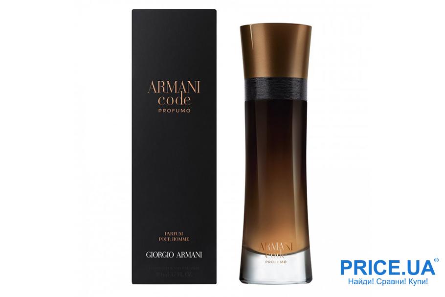 """Топ ароматов для весны 2019. """"Armani Code Profumo"""""""