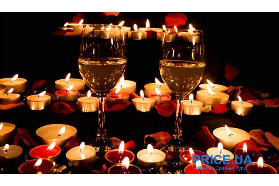 Ужин в день святого Валентина: что подготовить. Выбор алкоголя